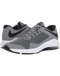 72d4838452d Nike - Air Max Alpha Trainer (black white) Men s Cross Training Shoes -