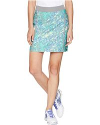 adidas Originals - Ultimate Adistar Printed Skort (hi-res Blue) Women's Skort - Lyst