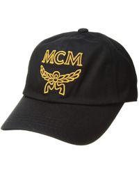 MCM - Logo Cap - Lyst