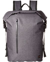 Knomo - Thames Cromwell Top Zip Backpack (grey) Backpack Bags - Lyst
