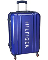 Tommy Hilfiger - 25 Maryland Hardside Upright Suitcase (red) Luggage - Lyst