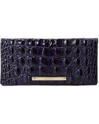 Brahmin - Ady (ink) Clutch Handbags - Lyst