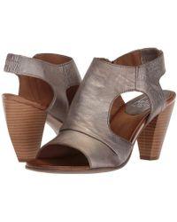 Miz Mooz - Mardi (nickel) Women's Dress Sandals - Lyst