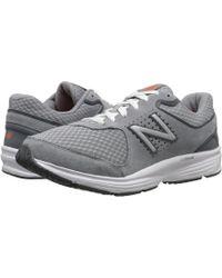 New Balance - Mw411v2 (black) Men's Walking Shoes - Lyst