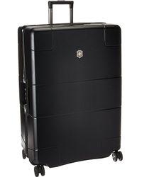 Victorinox - Lexicon Hardside Extra Large Travel Case (black) Luggage - Lyst