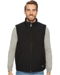 Timberland - Split System Insulated Vest - Lyst