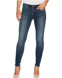 Two By Vince Camuto | Indigo Five-pocket Skinny Jeans In Mid Vintage | Lyst