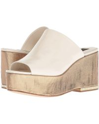 Donna Karan - Sade (off-white Nappa Leather) Women's Shoes - Lyst