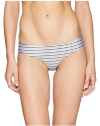 Rip Curl - Premium Surf Hipster Bikini Bottom (grey) Women's Swimwear - Lyst