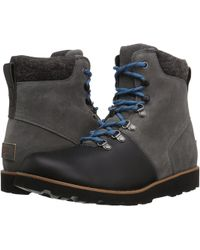UGG - Halfdan (charcoal) Men's Boots - Lyst