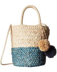 Hat Attack - Bi-color Bag - Lyst