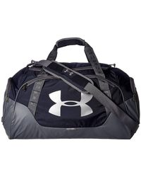 ef480ad95520 Lyst - Under Armour Ua Undeniable Duffel 3.0 Sm in Black for Men