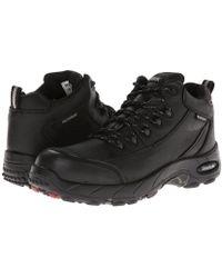Reebok - Tiahawk (black) Men's Work Boots - Lyst