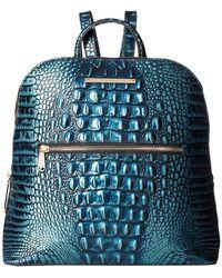 Brahmin - Melbourne Felicity Backpack (pecan) Handbags - Lyst