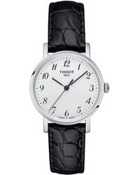 Tissot - Everytime Small - T1092101603200 (silver/black) Watches - Lyst
