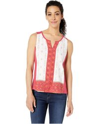 Aventura Clothing - Ailey Tank Top (biscay Bay) Women's Sleeveless - Lyst