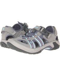 8021e7c90ba Teva - Omnium (slate) Women s Sandals - Lyst