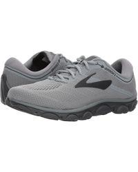 c805e52d84c Brooks - Anthem (ebony black grey) Men s Running Shoes - Lyst