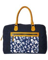 Roxy - Survival Kit Duffle (dress Blues) Duffel Bags - Lyst