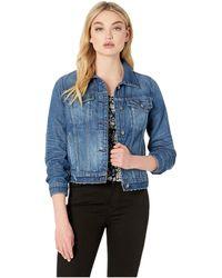 Hudson Jeans - Classic Denim Jacket In Revolt (revolt) Women's Clothing - Lyst
