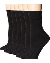 Ecco - Trouser Socks - 6 Pack - Lyst