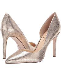 e6e5ccdf603 Jessica Simpson - Pheona (irridescent Mirror Iris) Women s Shoes - Lyst