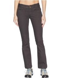 Mountain Khakis - Cody Pants Slim Fit (abyss) Women's Casual Pants - Lyst