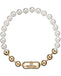 Vivienne Westwood - Olga Choker Necklace - Lyst