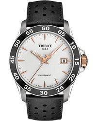 Tissot - V8 Swissmatic - T1064072603100 - Lyst