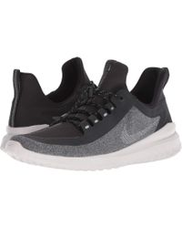sports shoes 851b6 3c910 Nike - Renew Rival Shield (black metallic Silver cool Grey) Men s Running