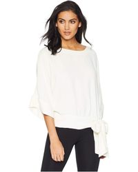 Trina Turk - On The Rocks Top (winter White) Women's Clothing - Lyst