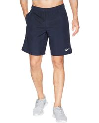 Nike - Challenger 9 Running Short (olive Canvas/olive Canvas) Men's Shorts - Lyst