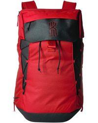 6ae06502e7 Nike - Kyrie Backpack (university Red/black/black) Backpack Bags - Lyst