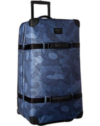 Burton - Wheelie Sub Travel Luggage (arctic Camo Print) Luggage - Lyst