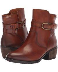 Pikolinos - Baqueira W9m-8563 (cuero) Women's Shoes - Lyst