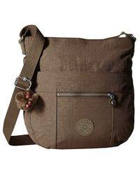 Kipling - Bailey Saddle Bag Handbag - Lyst