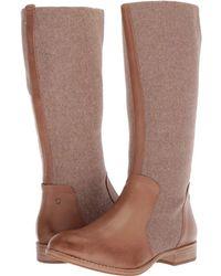 Caterpillar - Ceil (tan Leather/wool) Women's Boots - Lyst