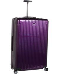 Rimowa - Salsa Air - 32 Multiwheel(r) (ultra Violet) Pullman Luggage - Lyst
