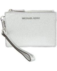 13ec57d546ce MICHAEL Michael Kors - Mercer Small Coin Purse (brown) Coin Purse - Lyst