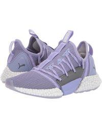 PUMA - Hybrid Rocket Runner (sweet Lavender  White) Women s Shoes - Lyst 10dd1e7ce