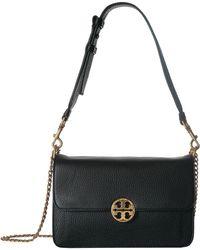 Tory Burch - Chelsea Shoulder Bag (black) Shoulder Handbags - Lyst