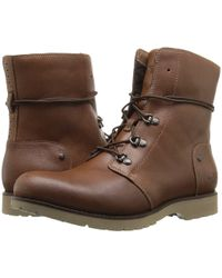 The North Face - Ballard Lace Ii (dachshund Brown/coffee Bean Brown) Women's Lace-up Boots - Lyst
