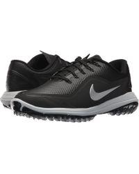 Nike - Lunar Control Vapor 2 (white/black/pure Platinum/volt) Women's Golf Shoes - Lyst
