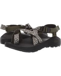 24985795d42a Lyst - Chaco Z 2(r) Classic (foliole Royal) Women s Sandals in Black