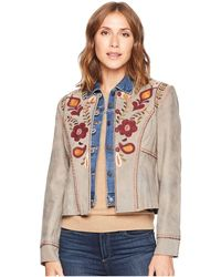 Double D Ranchwear - Shalimar Gardens Jacket (wild Yak) Women's Coat - Lyst