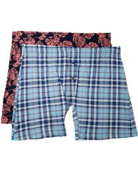 Tommy Bahama - Printed Knit Boxer Brief Set - Lyst