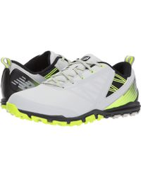 New Balance - Nbg1006 Minimus Sl (white/maroon) Men's Golf Shoes - Lyst