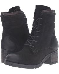 Miz Mooz - Sloanne (black) Women's Boots - Lyst