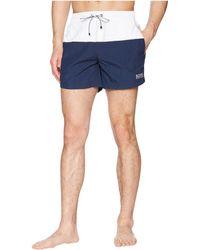 BOSS - Flounder Swim Trunk (open Blue) Men's Swimwear - Lyst