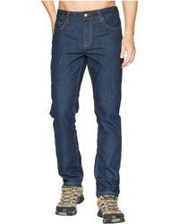 Toad&Co - Wingman Denim Lean (dark Denim) Men's Jeans - Lyst